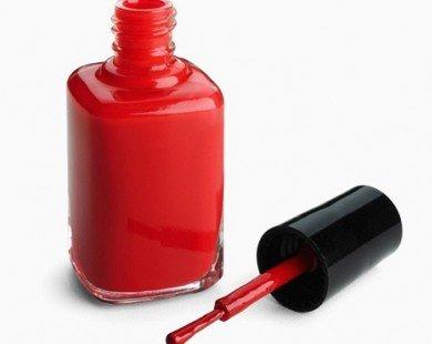Cách chọn sơn móng tay để không bị độc hại