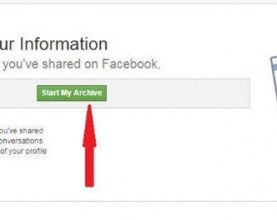 Mẹo giúp bạn không bị mất dữ liệu khi bị hack tài khoản facebook