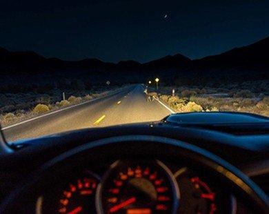 Nguyên tắc cần nhớ khi lái xe ban đêm