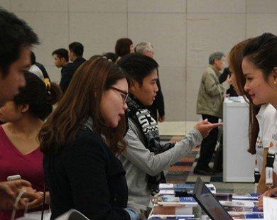 Sắp diễn ra Ngày hội Giáo dục Đại học Quốc tế tại Việt Nam 2016