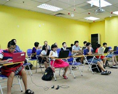 Người FPT mở lớp học, khơi dậy đam mê lập trình cho trẻ nhỏ