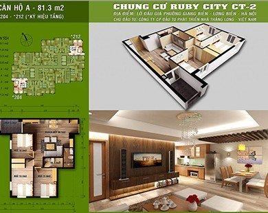 Mua nhà dự án Ruby City 2 rinh ngay vàng mười