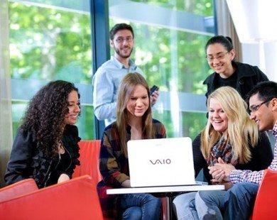 Hà Lan tuyển sinh đại học bằng hệ thống online