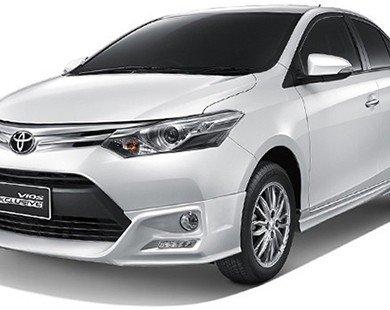 Toyota Vios 2016 giá 380 triệu đồng tại Thái Lan có gì đặc biệt?