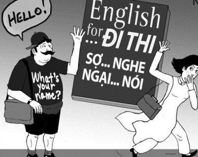 Học tiếng Anh để làm gì?
