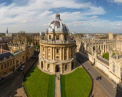 Công bố bảng xếp hạng 200 trường đại học tốt nhất châu Âu