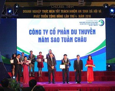 Paradise Việt Nam cùng 59 doanh nghiệp xuất sắc đã được vinh danh