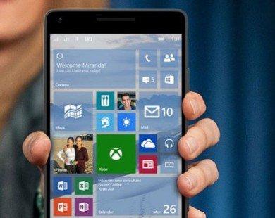 Lumia đời cũ bắt đầu nhận cập nhật Windows 10 Mobile