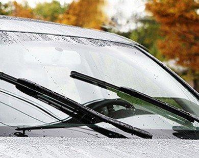 Những việc cần làm ngay khi ô tô bị dầm mưa