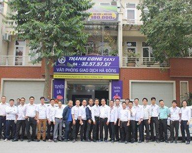 Thành Công Taxi khai trương văn phòng giao dịch mới Hà Đông