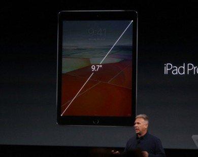 iPad Pro 9,7 inch ra mắt, giá 13,4 triệu đồng
