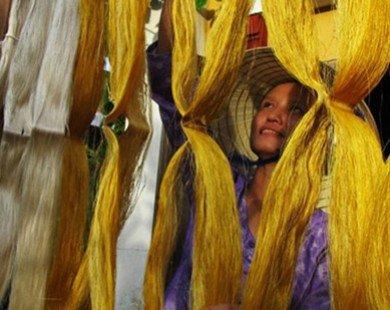 Lần đầu tiên diễn ra Festival Văn hóa tơ lụa Việt Nam - châu Á