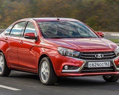 Ôtô Nga giá 200 triệu đồng sắp bán ở Việt Nam
