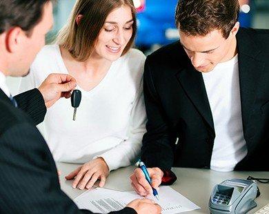 Lưu ý các chi phí cần biết khi mua xe mới