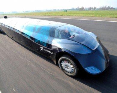 Ngắm chiếc siêu bus trăm tỉ đầu tiên trên thế giới