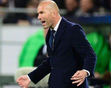 Zidane nói gì sau khi Real trải qua