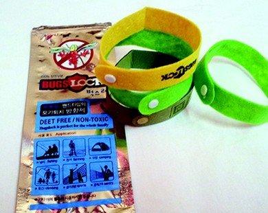 Sản phẩm chống muỗi 'ăn theo' dịch Zika: Nguy cơ tiền mất, tật mang
