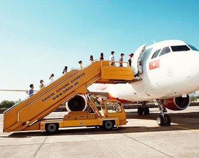 Tháng 6, Vietjet khai thác thêm 2 đường bay quốc tế mới
