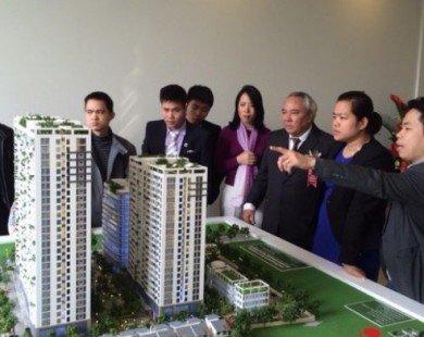 Hà Nội: Giá nhà tăng, giao dịch lập tức trầm lắng
