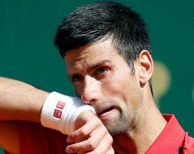 Monte Carlo: Novak Djokovic thành cựu vương ngay trận ra quân