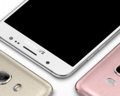 Galaxy J5, J7 2016 có giá lần lượt 5,5 và 6,3 triệu tại VN