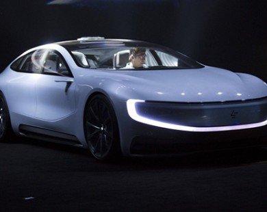 LeSEE - Mối đe dọa mới của Tesla Model S