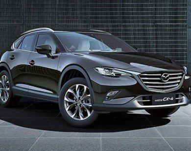 Mazda CX-4 chính thức trình làng, kích thước không thua kém CX-5