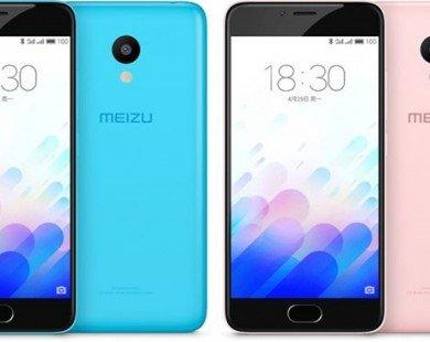 Meizu M3 ra mắt với giá 92 USD