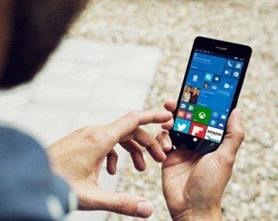Microsoft chỉ bán 2,3 triệu máy Lumia, doanh số thê thảm