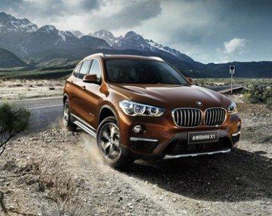 BMW giới thiệu X1 LWB dành riêng cho Trung Quốc