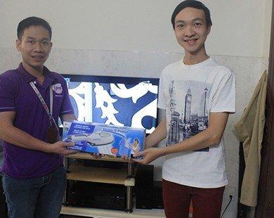 Khán giả bất ngờ nhận quà từ khung giờ hạnh phúc của YouTv & SNTV