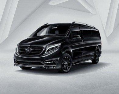 Mercedes-Benz V-Class Black Crystal -