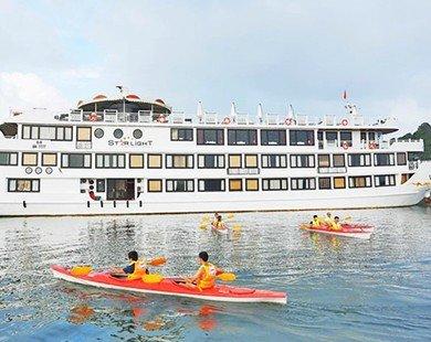 Trải nghiệm vịnh Bái Tử Long trên du thuyền 5 sao Starlight Cruise