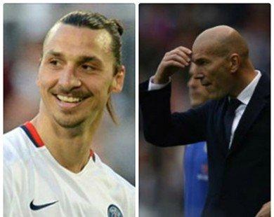 Không giành Champions League Zidane vẫn ở lại Real,  Ibrahimovic dễ từ chối MU