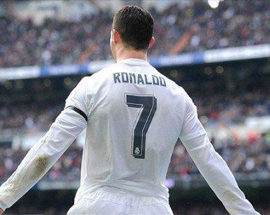Ronaldo không được