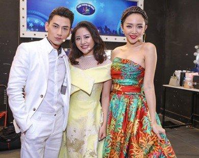Tóc Tiên, Văn Mai Hương xinh đẹp khi làm giám khảo