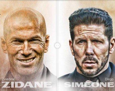 Con số 5 của Zidane và Simone, Mourinho nâng cấp MU