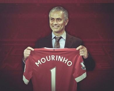 Mourinho chính thức về dẫn dắt MU