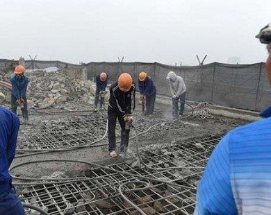 Nhà 8B Lê Trực: Sở Xây dựng Hà Nội đề nghị khẩn trương phá dỡ