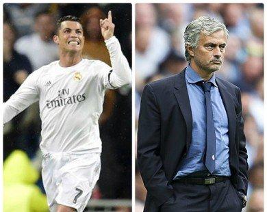 Ronaldo khẳng định mình là số 1, Mourinho mua sắm...toà lâu đài