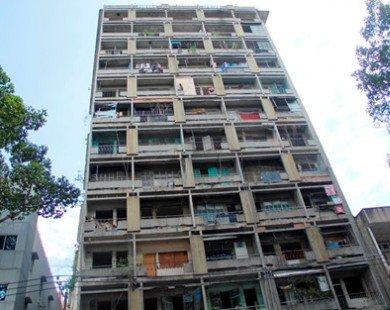Sẽ tháo dỡ, sửa chữa 73 chung cư cũ tại Tp.HCM