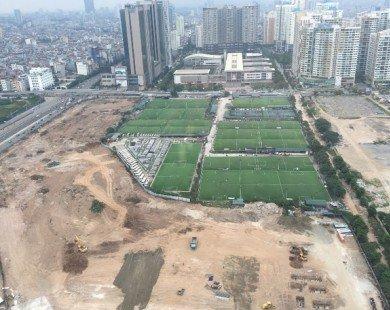 Rót gần 37.000 tỷ đồng vào hạ tầng đô thị, địa ốc Hà Nội