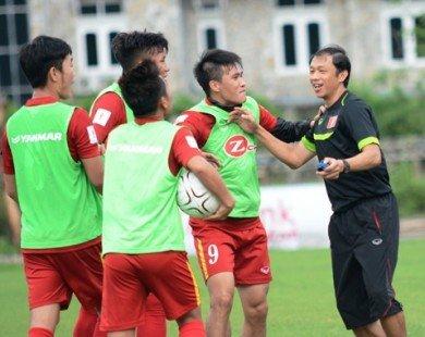 ĐT Việt Nam và đội hình tối ưu đấu Singapore