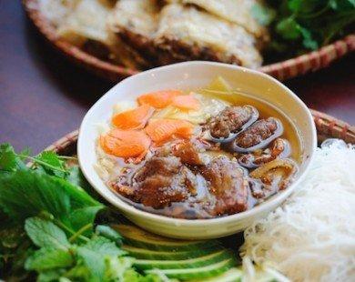 Những món ăn Việt hớp hồn du khách Mỹ