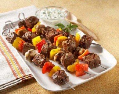 Tất tần tật bí quyết nướng thịt tuyệt ngon!