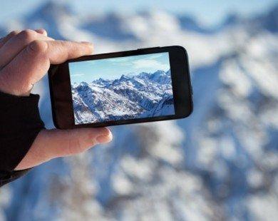 Mẹo chụp ảnh đẹp bằng điện thoại thông minh