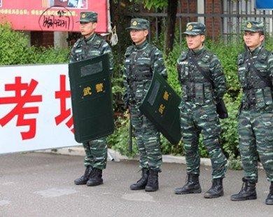 Thí sinh Trung Quốc gian lận thi cử có thể ngồi tù 7 năm