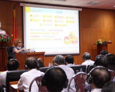NXB Giáo dục Việt Nam giới thiệu đối tác liên kết xuất bản tài liệu dạy và học tiếng Anh
