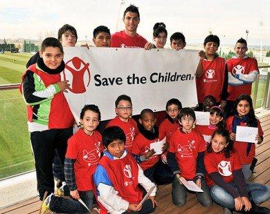 Cris Ronaldo dùng toàn bộ tiền thưởng Champions League làm từ thiện