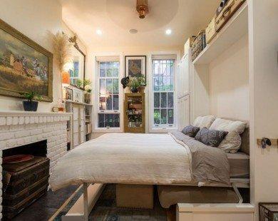 Ngỡ ngàng với căn hộ 22,5m2 hiện đại, tinh tế và đầy đủ tiện nghi